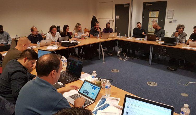 Encase Plenary Meeting UCL 4